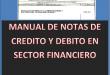 Manual de Notas de credito