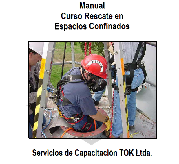 RESCATE EN ESPACIOS CONFINADOS EBOOK DOWNLOAD