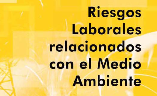 Riesgos laborales Relacionados con Medio Ambiente