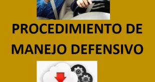 Procedimiento de Manejo Defensivo