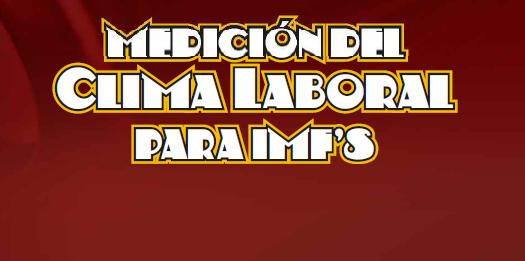 MEDICION DE CLIMA LABORAL