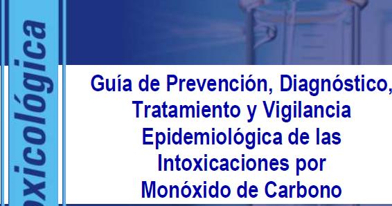Prevención con Monóxido de Carbono