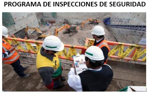 Programa de Inspecciones de Seguridad