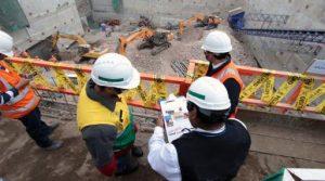 SAN ISIDRO INICIA OPERATIVO DE SEGURIDAD CONTRA SISMOS EN CONSTRUCCIONES