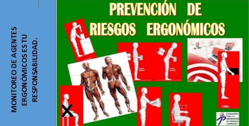 Prevención de Riesgos Ergonómicos