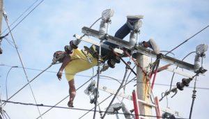Electrocucion, Manual de riesgo eléctrico