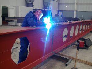 Manual del soldador en estructuras metálicas, el soldador, manual del soldador, soldadura en acero